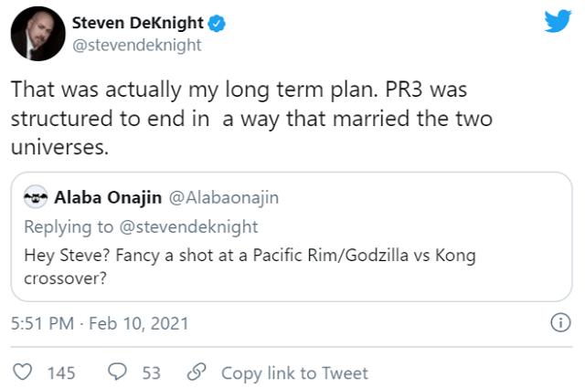 Pacific Rim 3