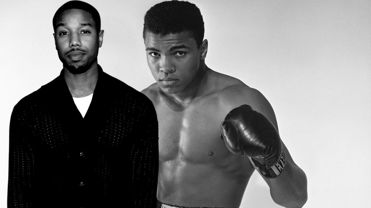 Muhammad Ali y Michael B. Jordan