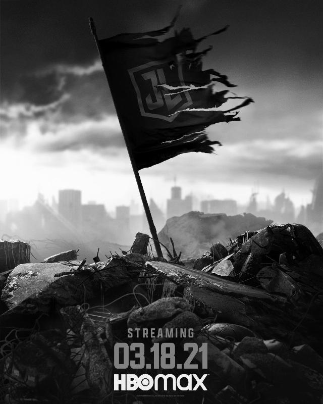 Snyder Cut no se estrenará en marzo en América Latina