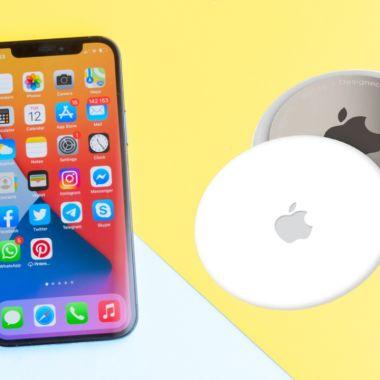 Apple prepara la llegada de los AirTags
