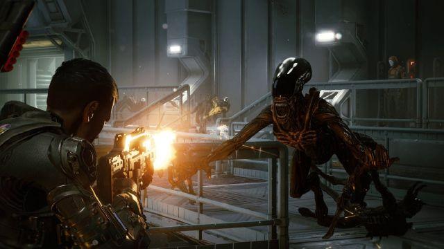 Nuevo juego de Aliens