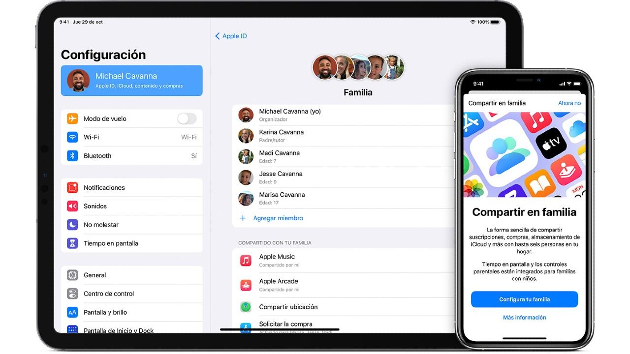 Apple lanza guía de configuración de dispositivos para niños