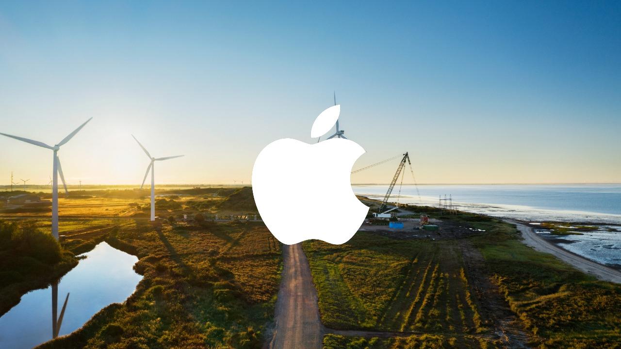 Apple generación energía limpia 2030
