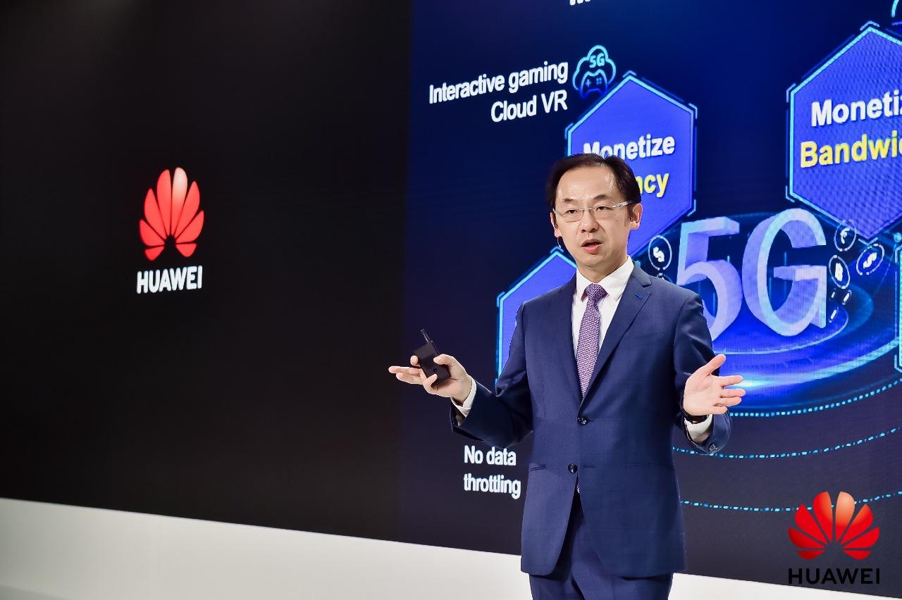 Huawei Apple Samsung pagarán tecnología 5G