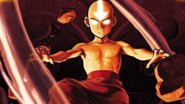 Avatar The Last Airbender Avatar Studios Nickelondeon Universo