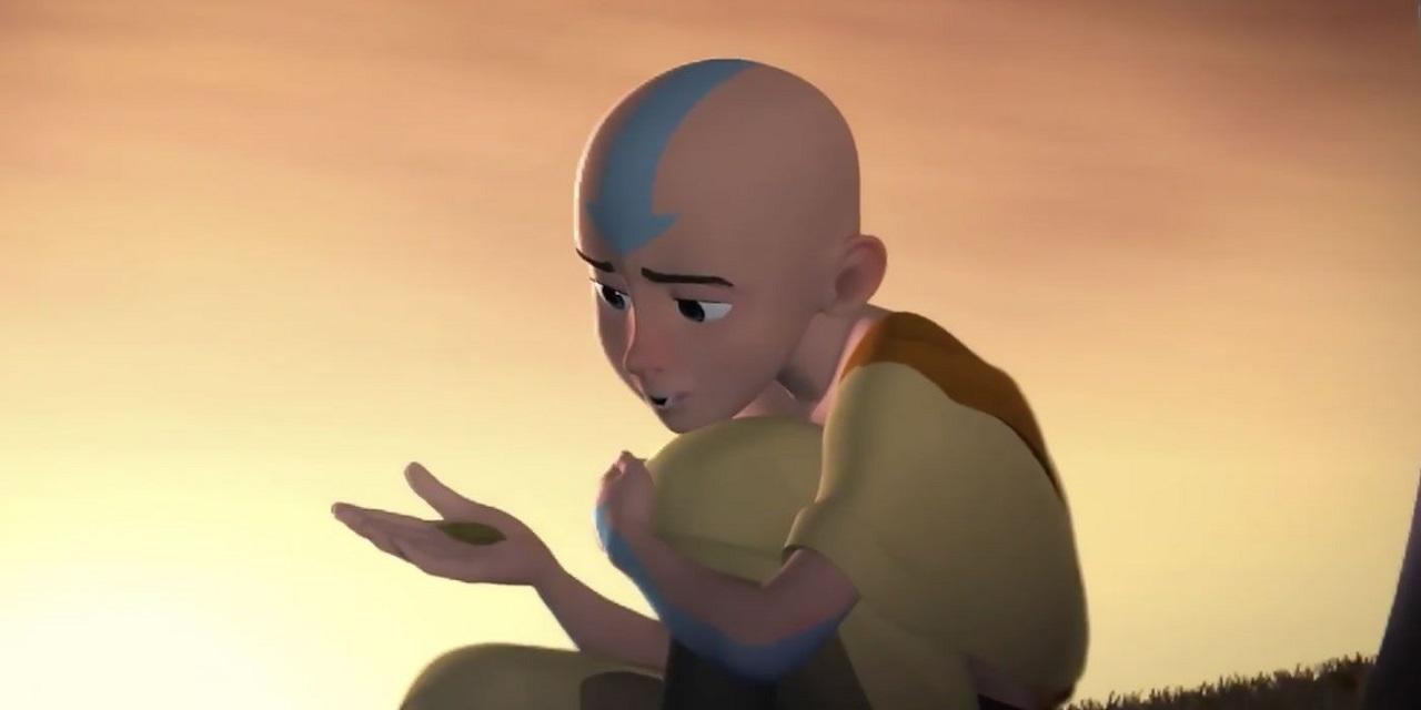 Avatar Serie Anime 3D Fanart