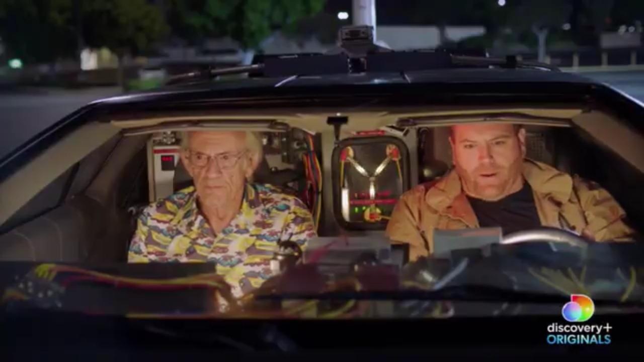 Discovery estrenará serie de Volver al Futuro con Christopher Lloyd