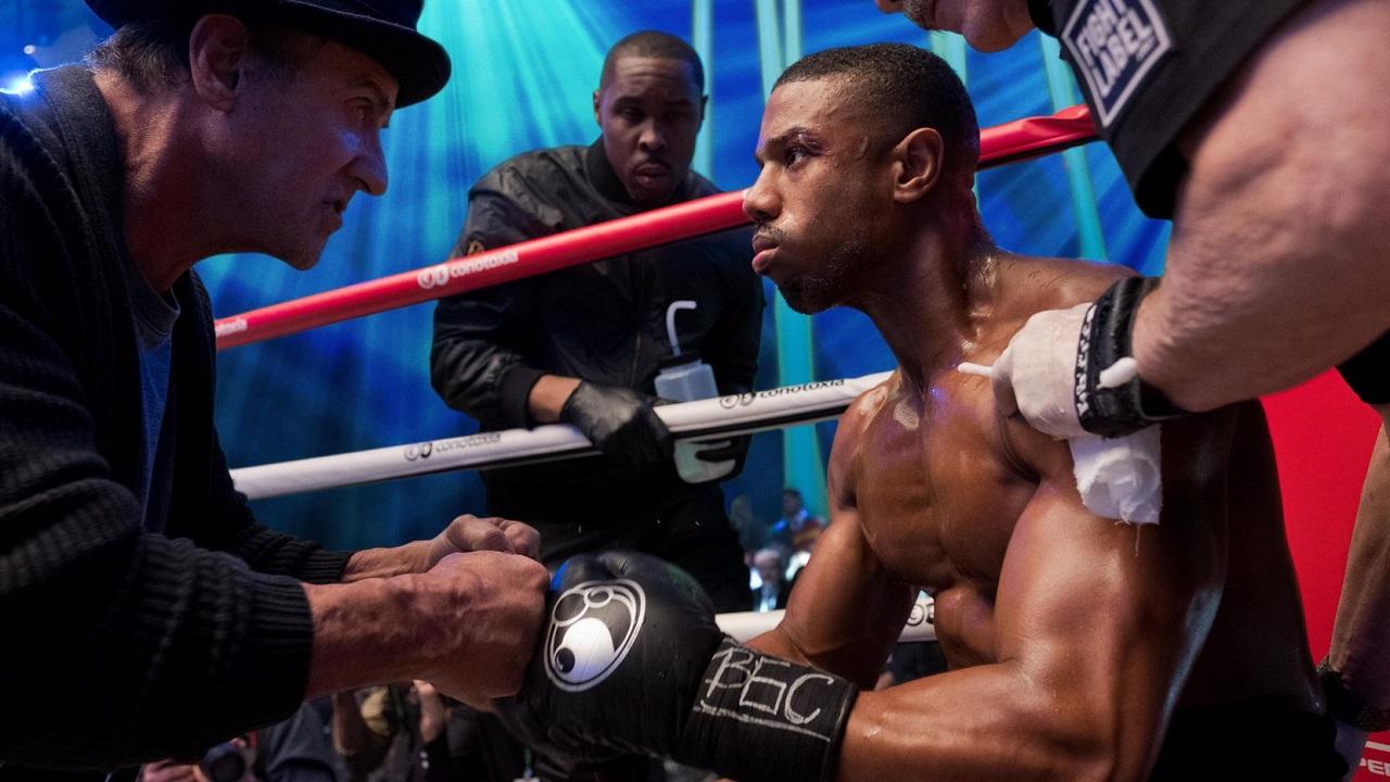 Adonis Creed y Rocky en la franquicia de Creed