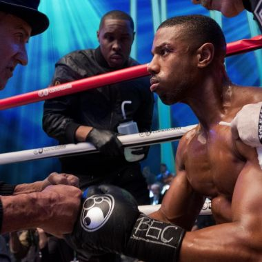 Adonis Creed y Rocky en la franquicia de Creed