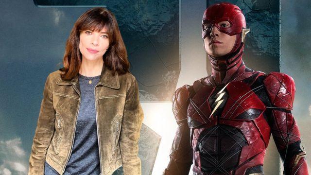 DC Comics The Flash Maribel Verdú Nora Allen