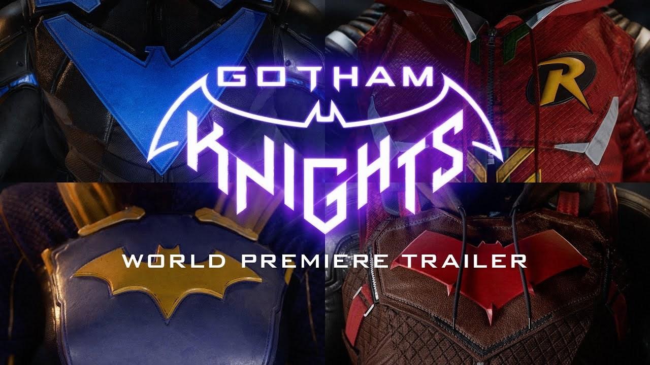 DC Warner retrasa lanzamiento Gotham Knights juego