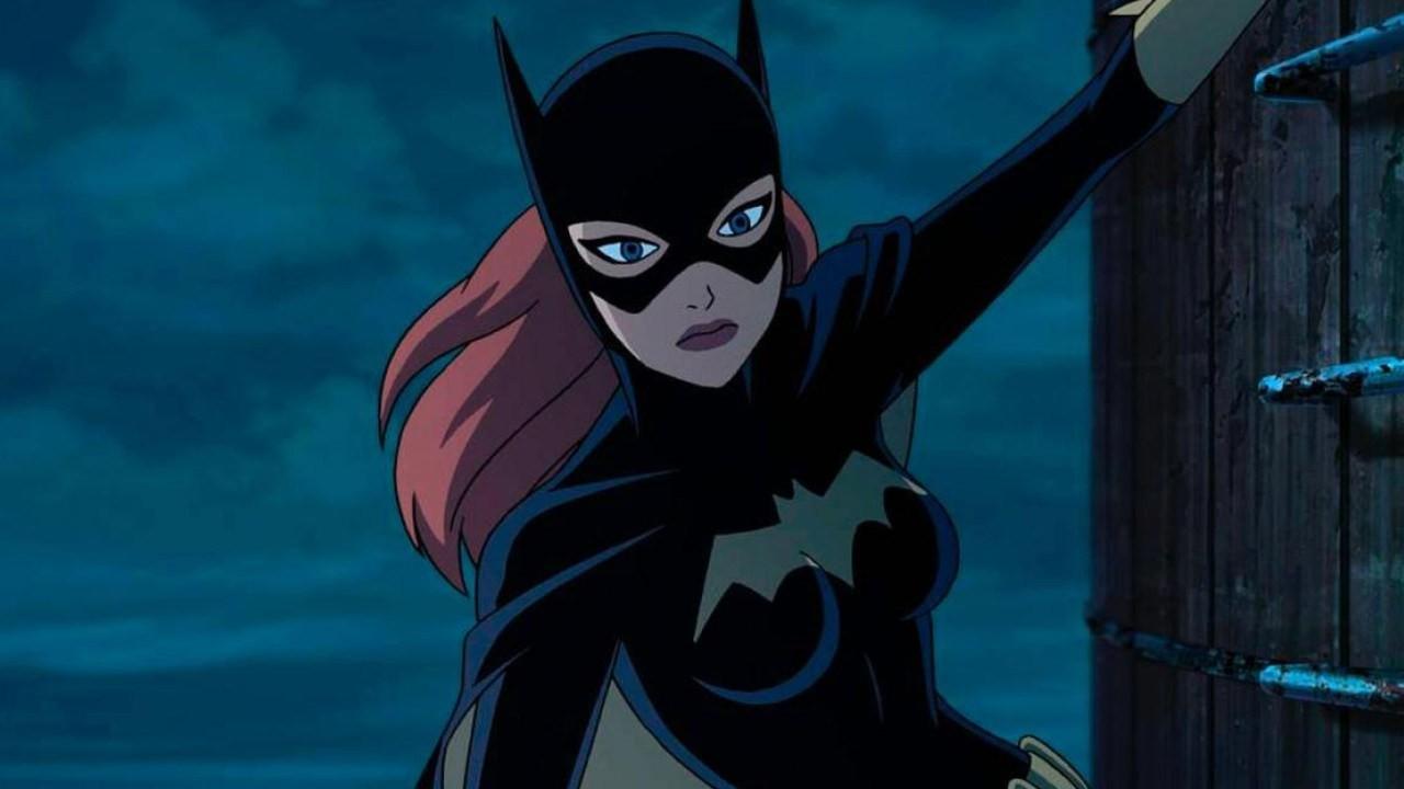 Batgirl Batman serie animada