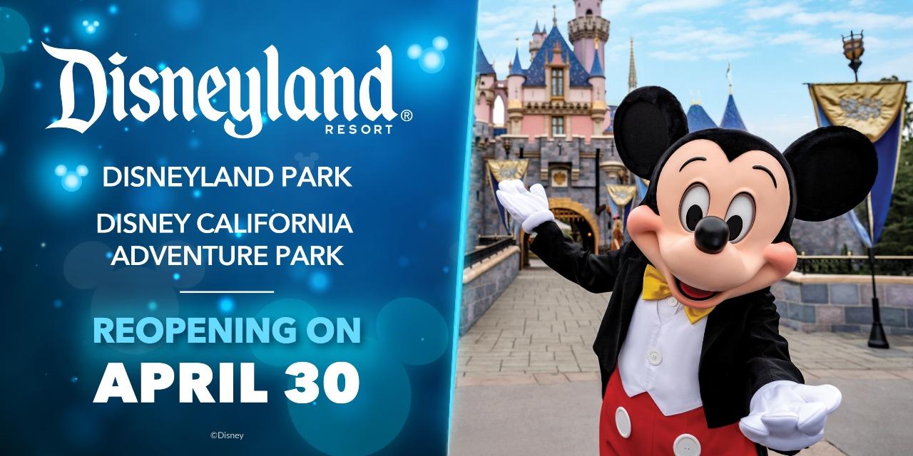 Disneyland fecha reapertura cierre actividades