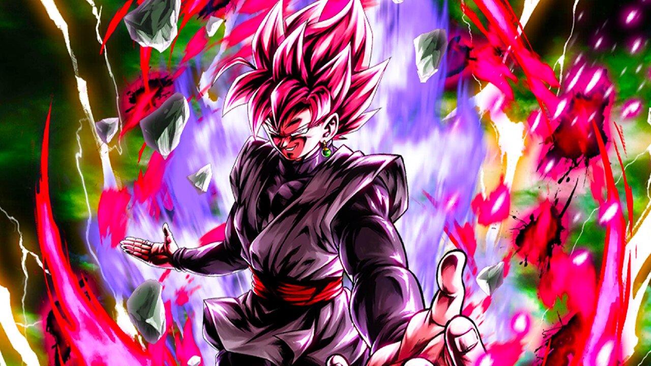 goku black super saiyajin dios