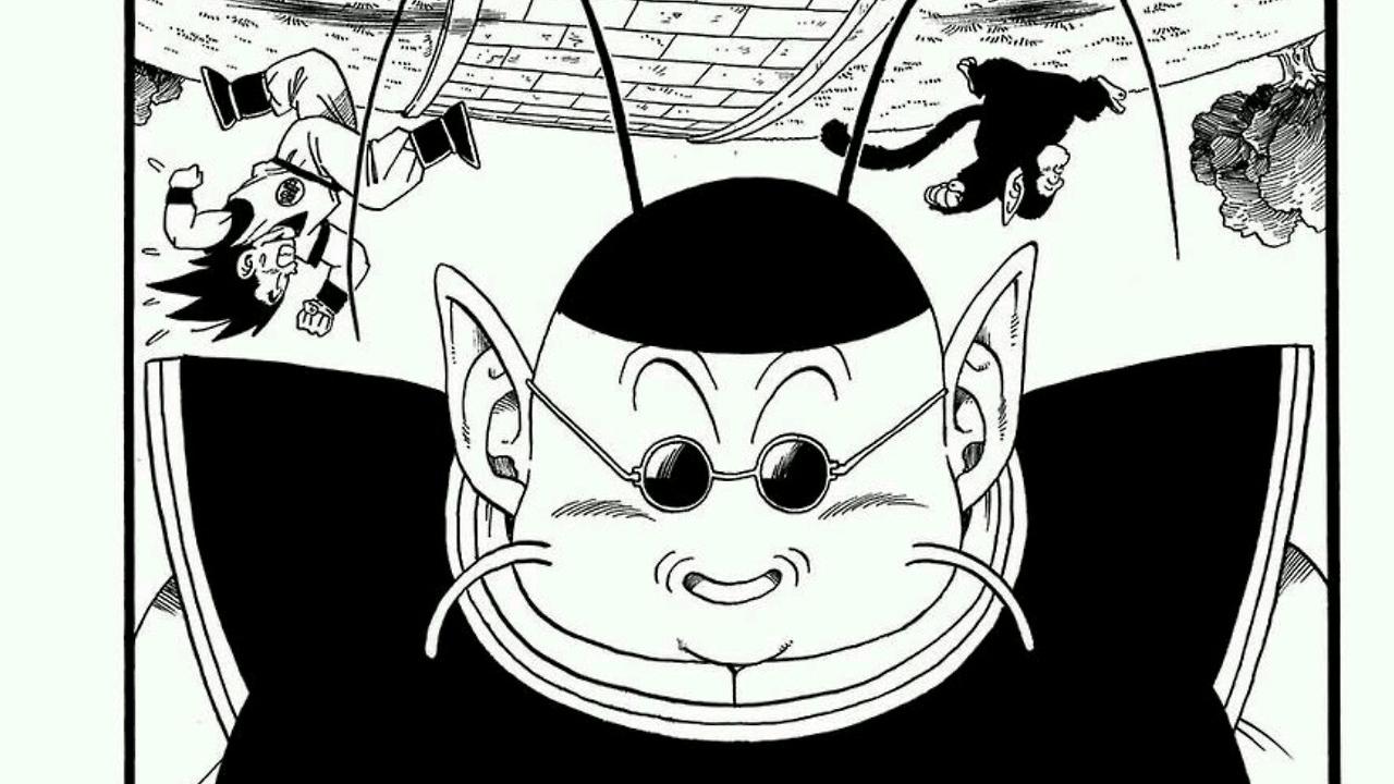 dragon ball kaiosama akira toriyama