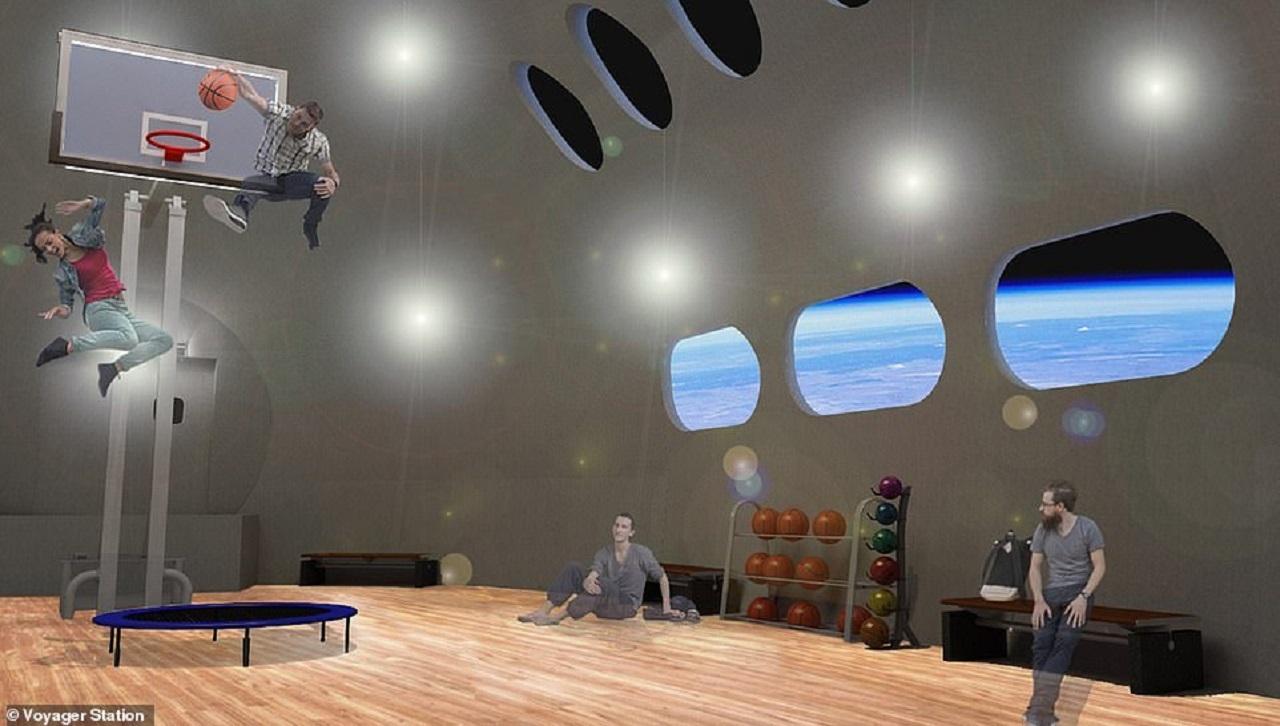 El primer hotel espacial abrirá sus puertas en 2027