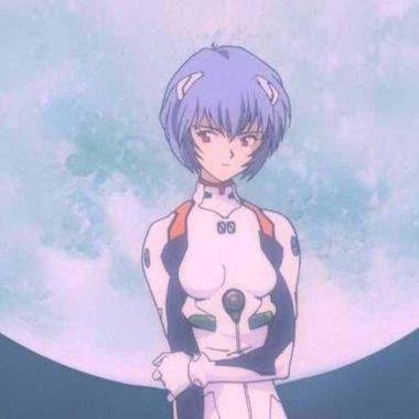 Neon Genesis Evangelion Rei Ayanami Anime Gainax