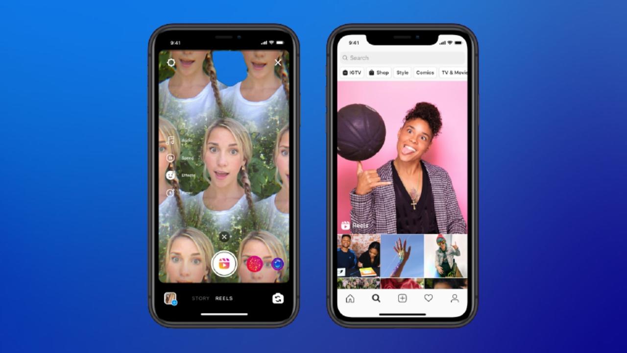 Facebook integra Reels Instagram