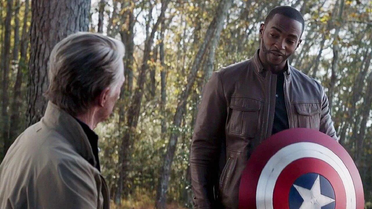 capitán america sam wilson avengers endgame