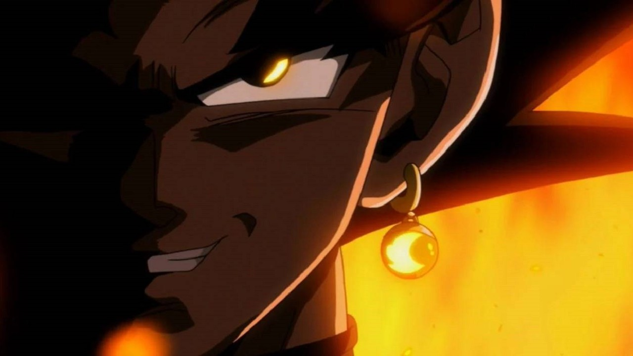 Gogu Black Dragon Ball Super