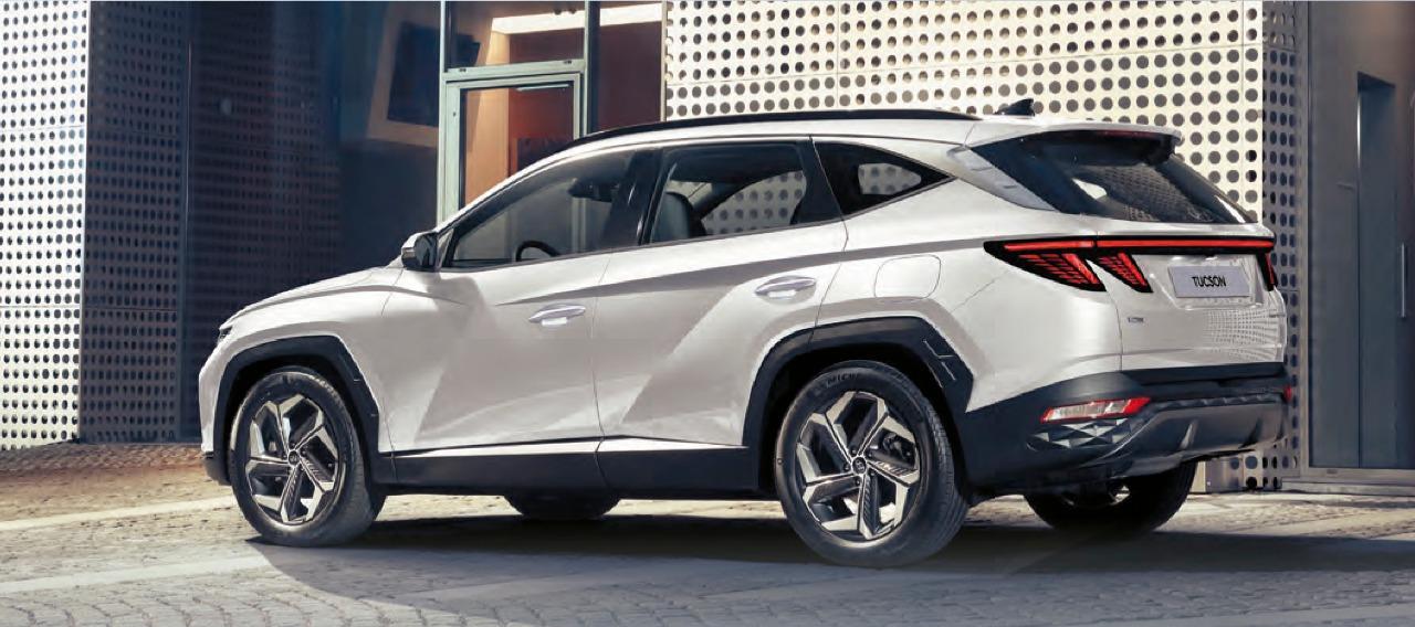 Hyundai Tucson 2022 llega México