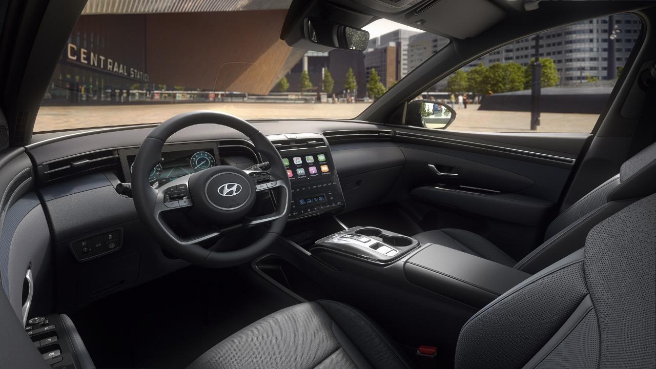Hyundai Tucson 2022 nuevo diseño México