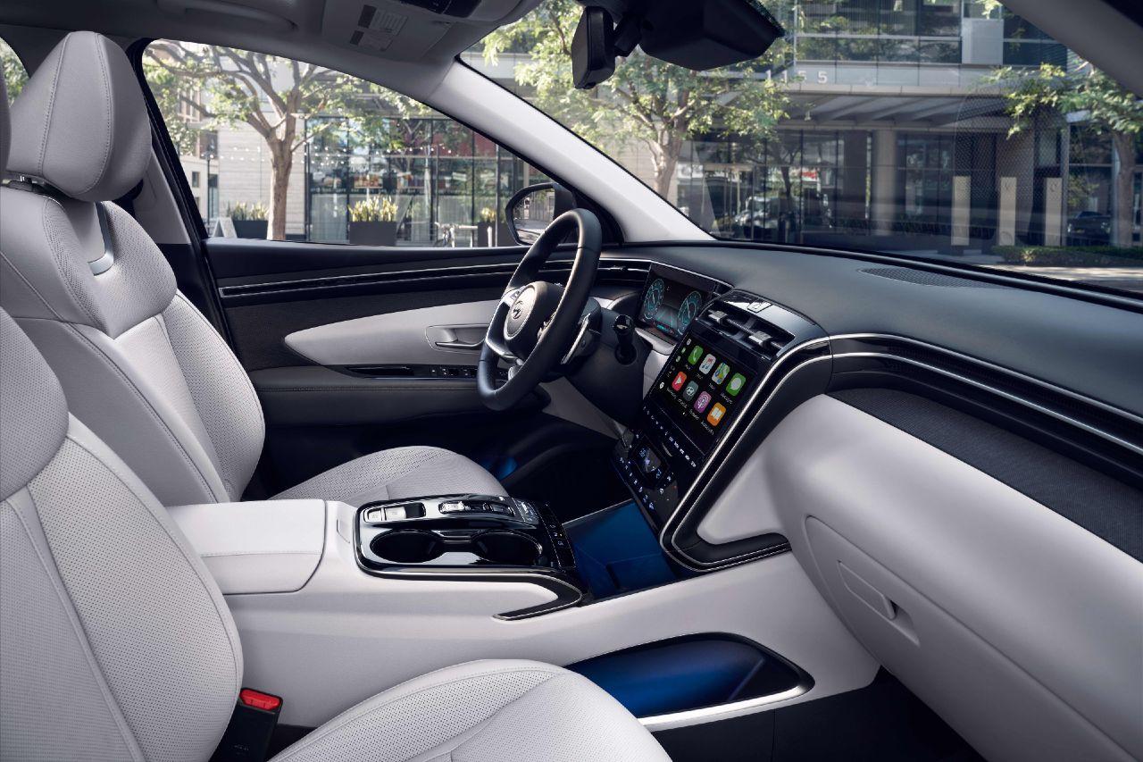 Hyundai Tucson 2022 nueva llega México
