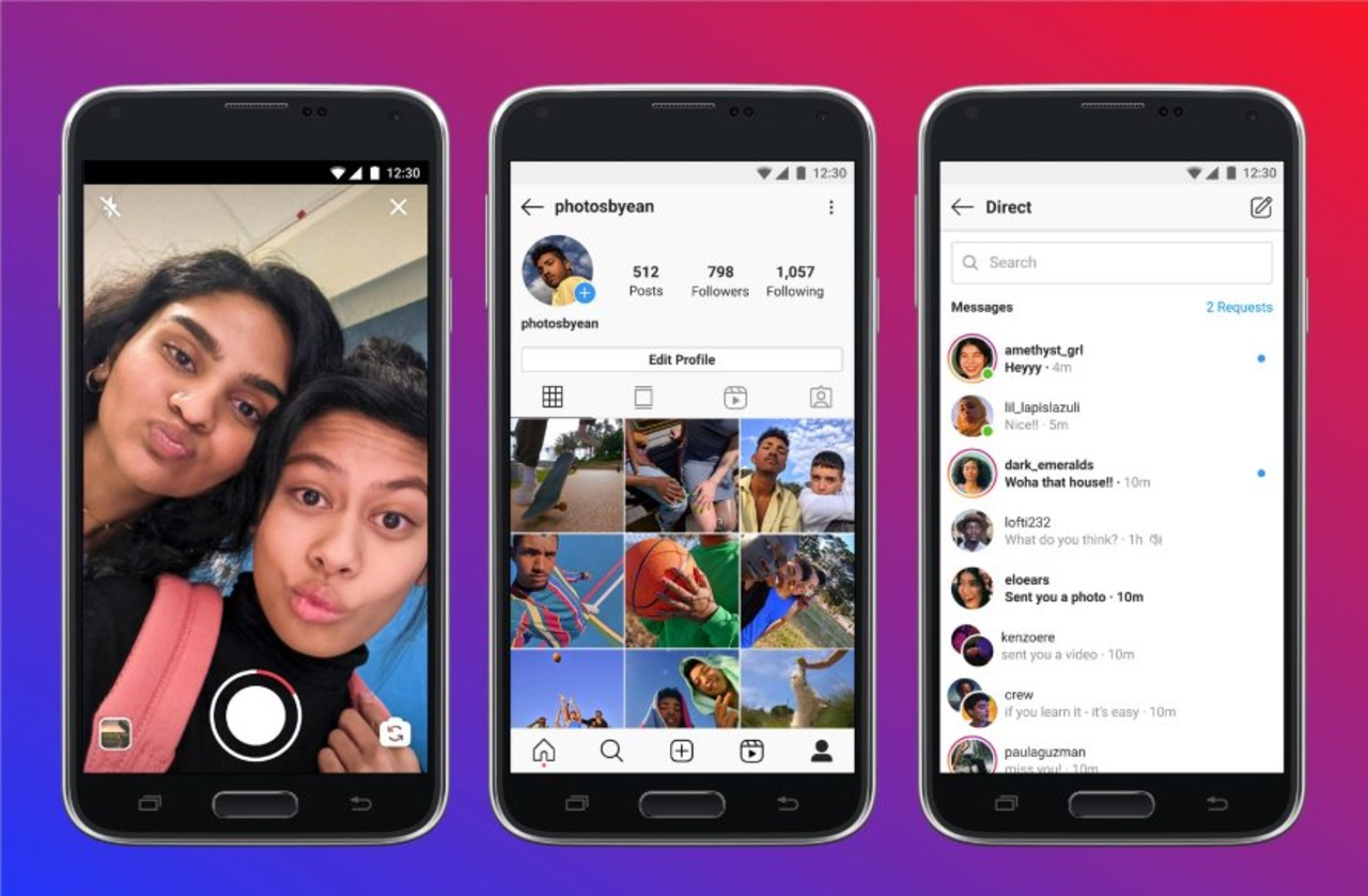 Instagram Lite disponible Android