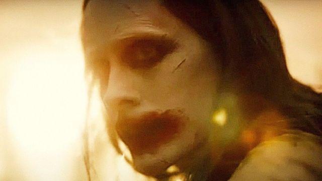 Joker en el Snyder Cut de Justice League