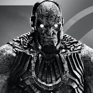 Justice League Darkseid Omega Beams poder