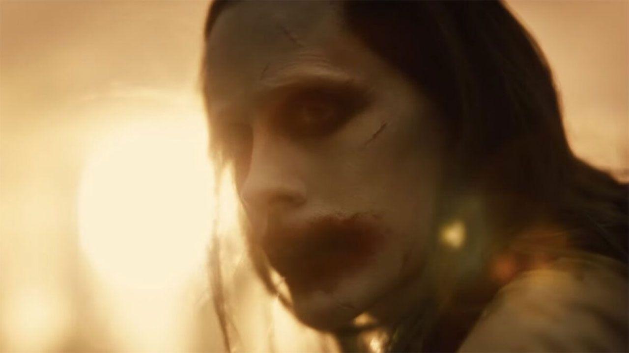 Justice League Snyder Cut Explicación Joker Escena final