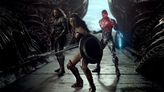 Justice League Snyder Cut Explicación epilogo