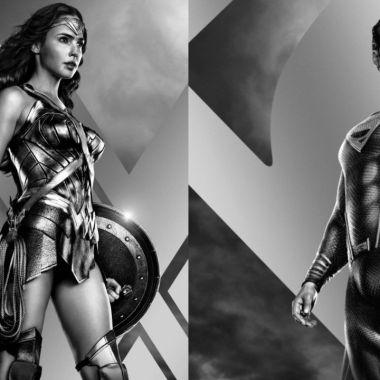 justice league zack snyder cut poster wonder woman superman