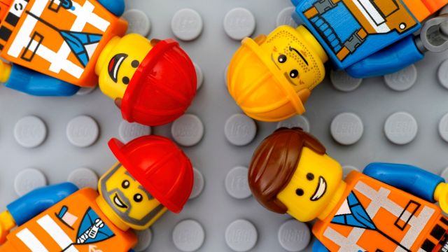 LEGO ventas 2020 pandemia