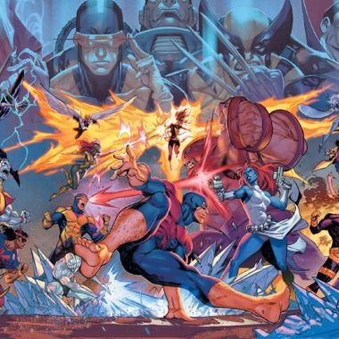 Marvel planea el regreso de los X-Men