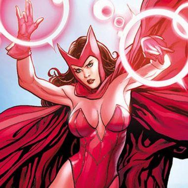 Scarlet Witch cómics