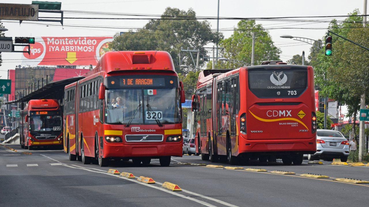 Metrobús aceptará pagos con tarjeta y con smartphones