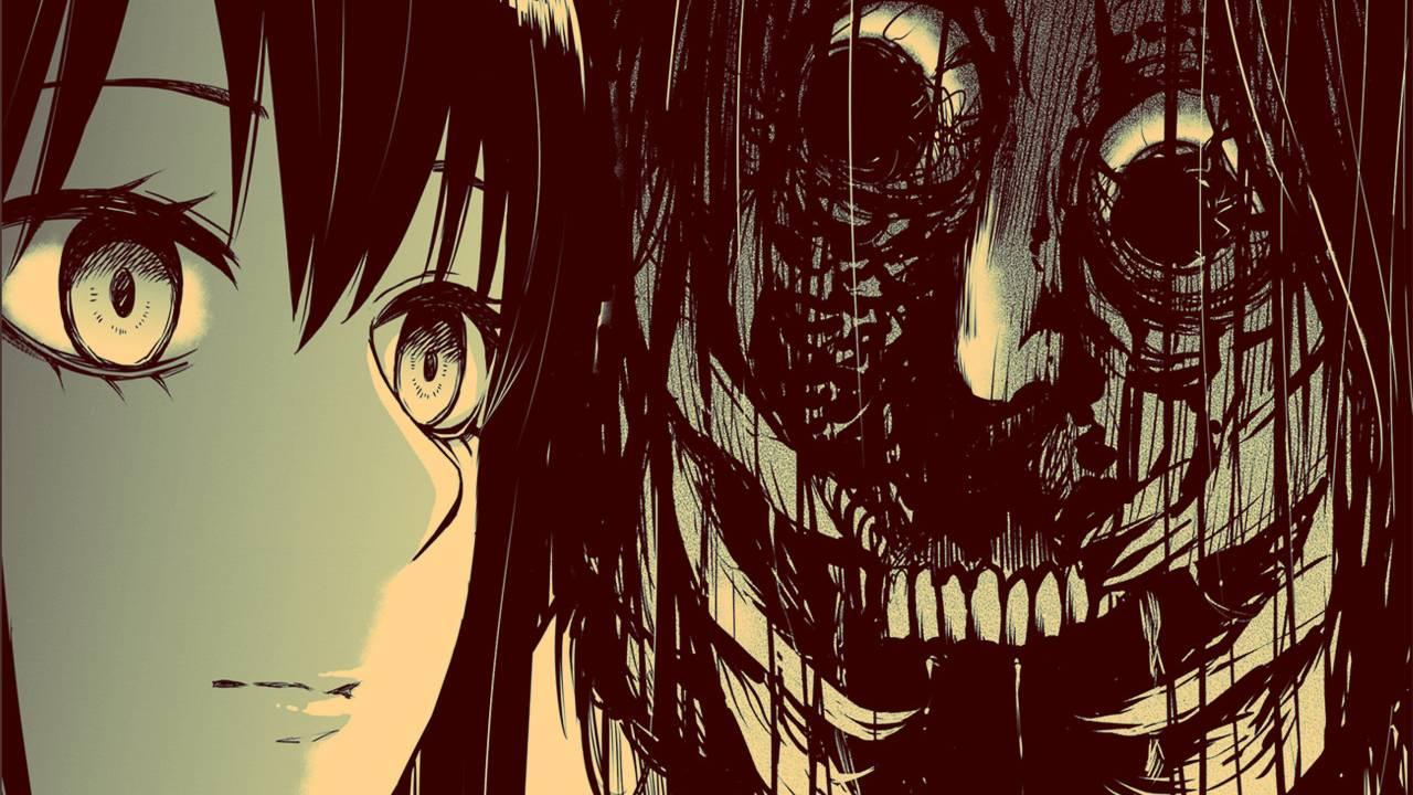 Manga Mieruko-Chan Serie de Anime