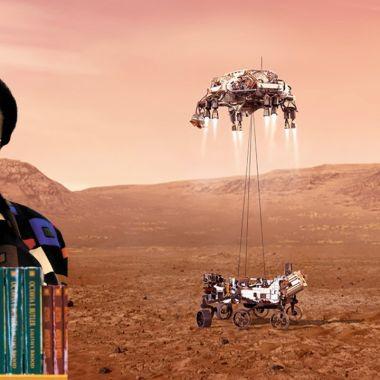 NASA lugar aterrizaje Octavia Butler