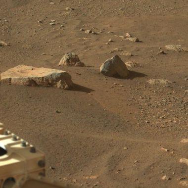 NASA invertirá más de 80 millones en traer muestras de Marte