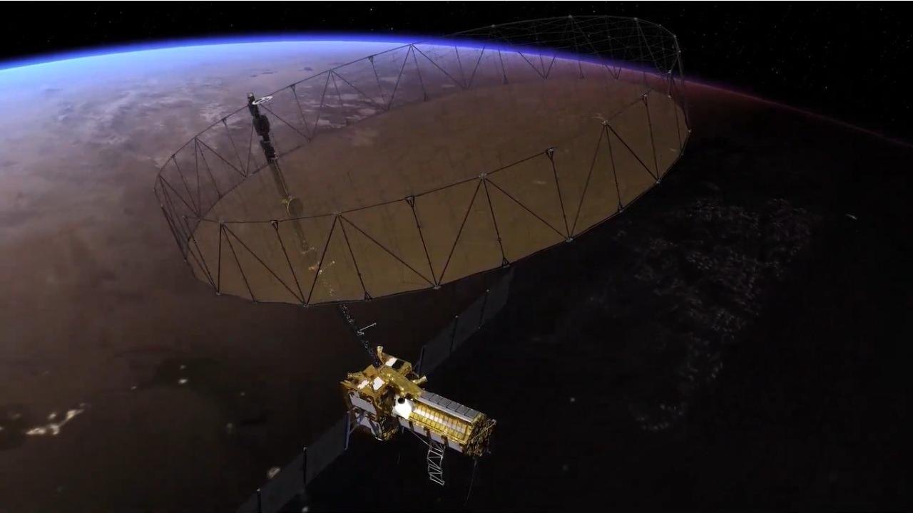 NASA satélite rastreará desastres naturales