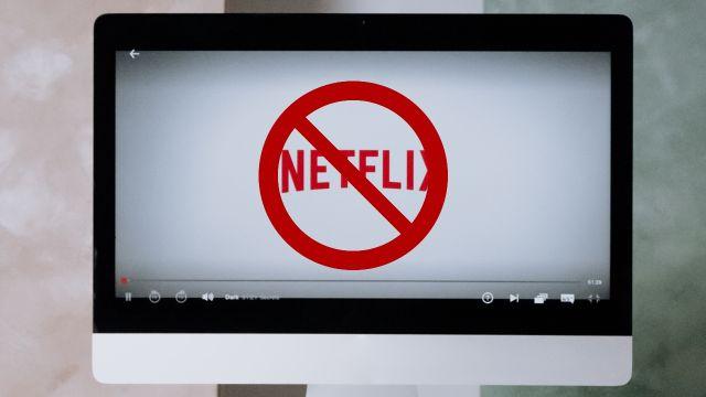 Netflix intercambio contraseñas limitado suscripción propia