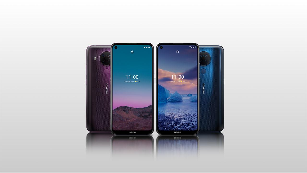 Nokia 5.4 Especificaciones Precio disponibilidad Cámaras