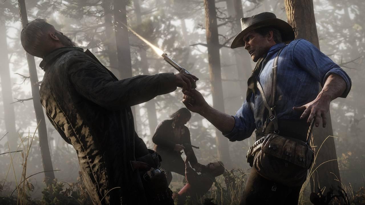 Película Red Dead Redemption Videojuegos Sony PlayStation
