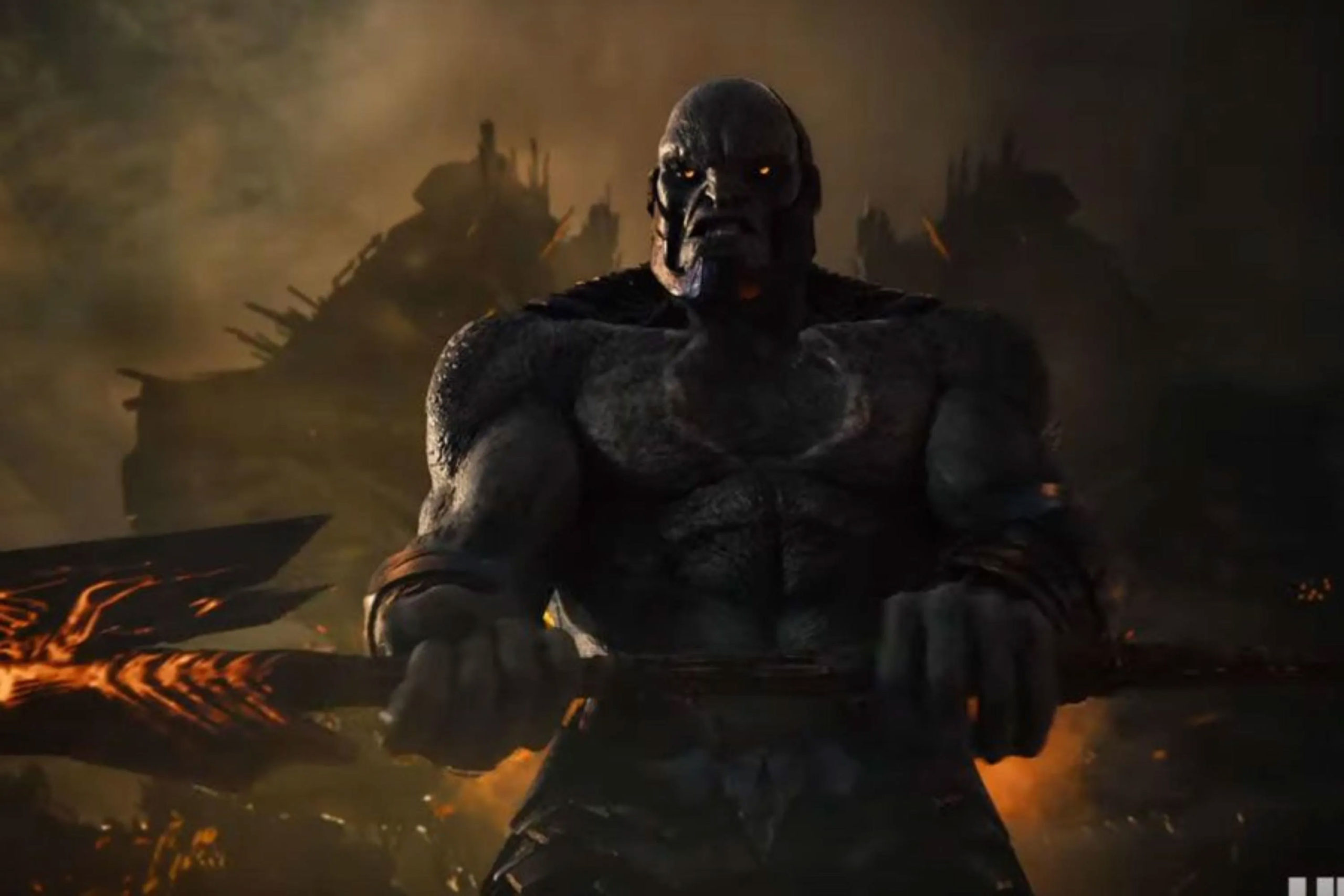 Justice League Snyder Cut Reseña Darkseid