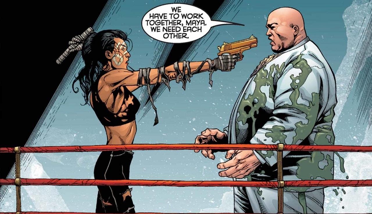 Hawkeye serie spin-off Echo Marvel