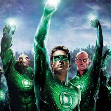 Green Lantern Película