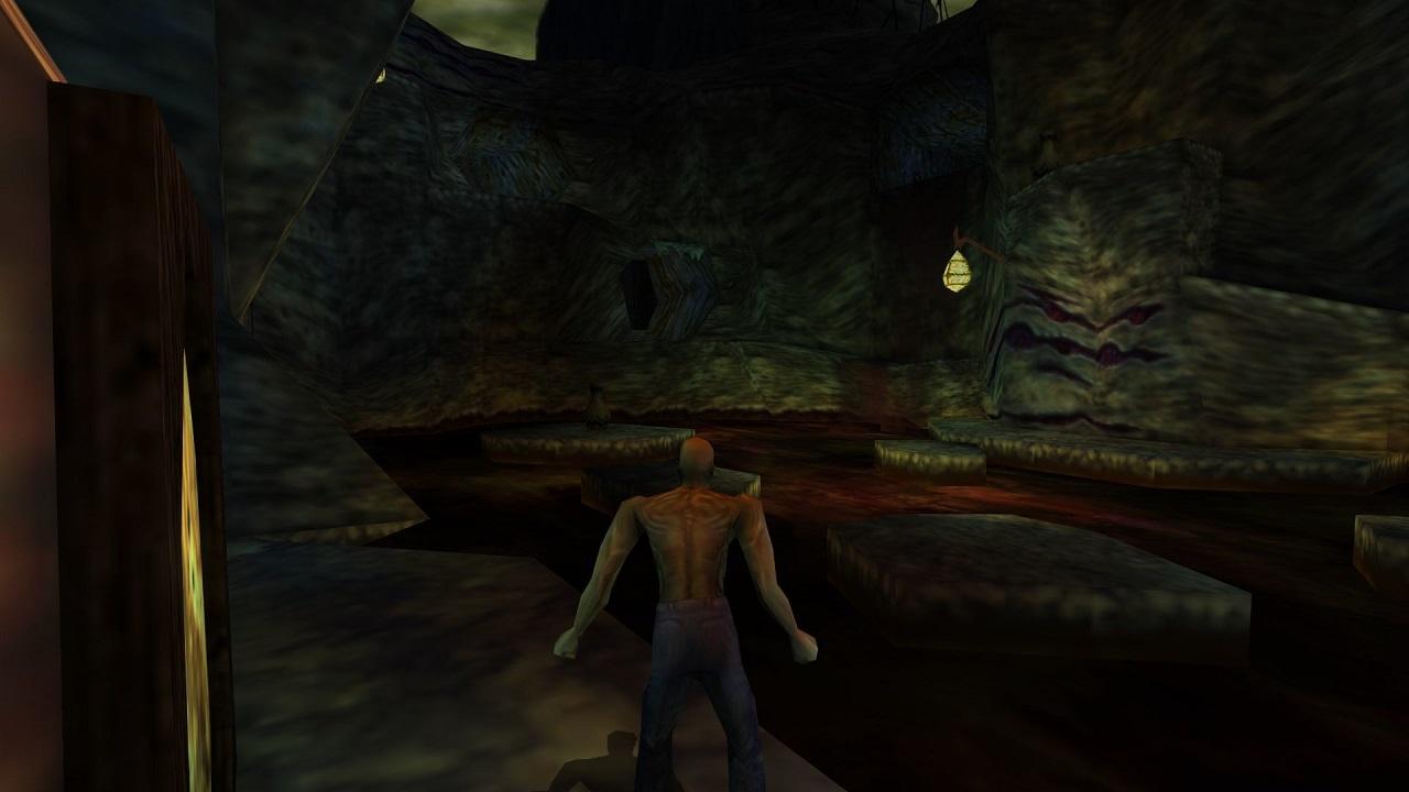 Videojuego Shadowman Remasterización PlayStation