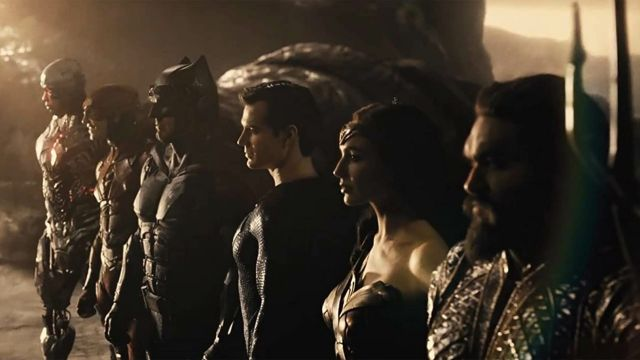 Zack Snyder Snyder Cut Justice League HBO Max