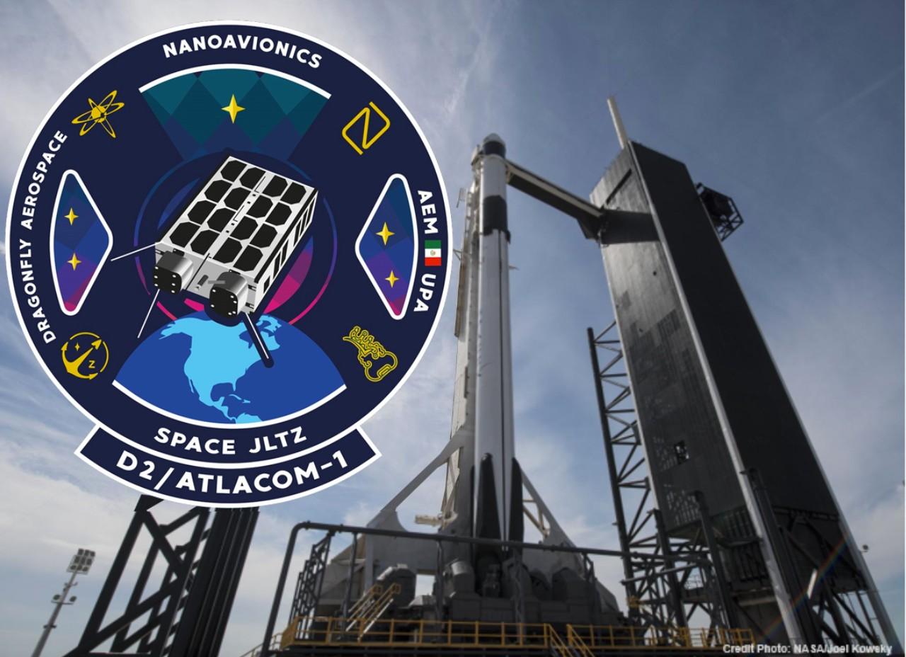 SpaceX satélite Agencia Espacial Mexicana lanzamiento